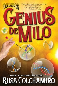 Genius de Milo Front Cover for Web